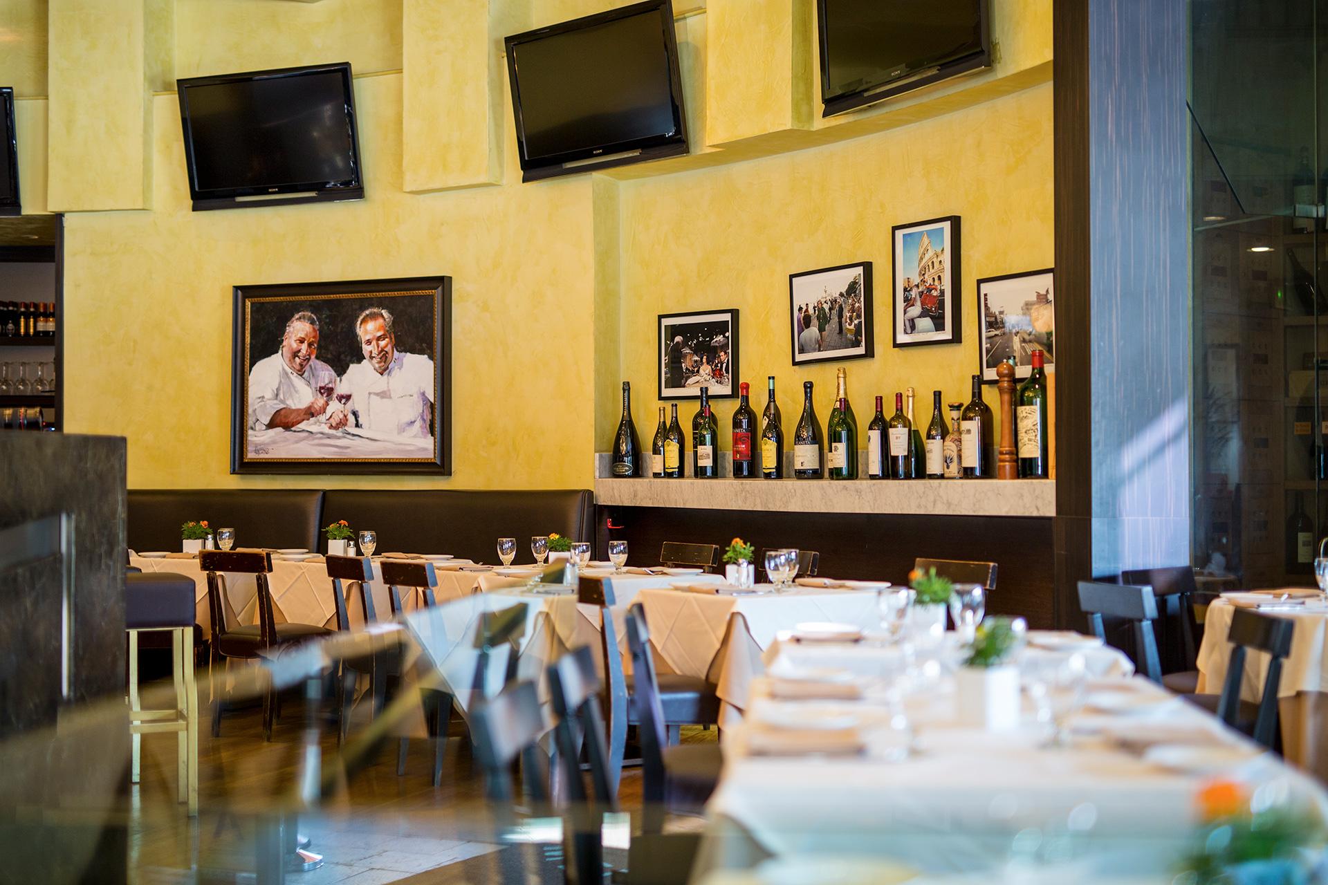 Via Alloro Restaurant
